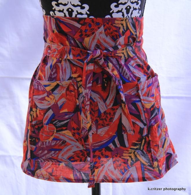 short apron