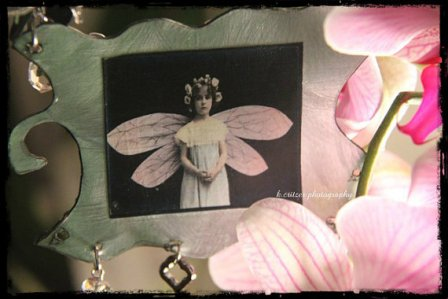 faery princess necklace by Night Bird Creations