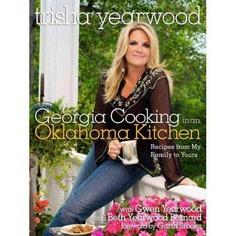 trisha yearwood cookbook