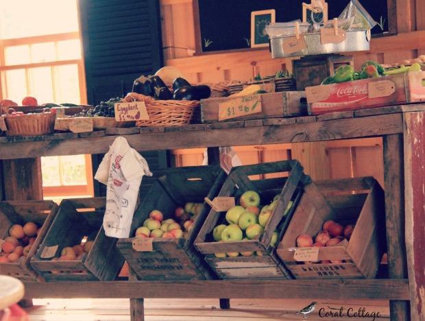 fruit bins