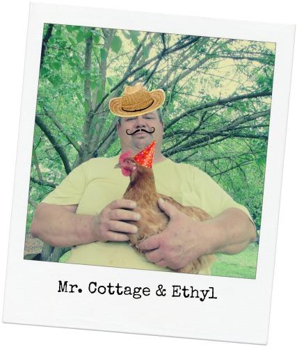 Mr. cottage and ethyl
