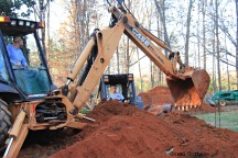 chip excavation