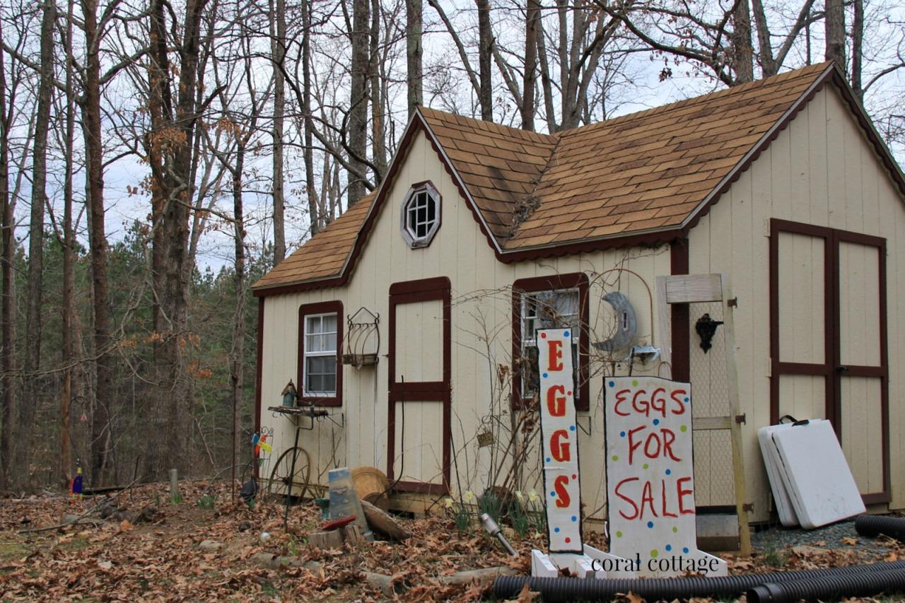 cottage coop
