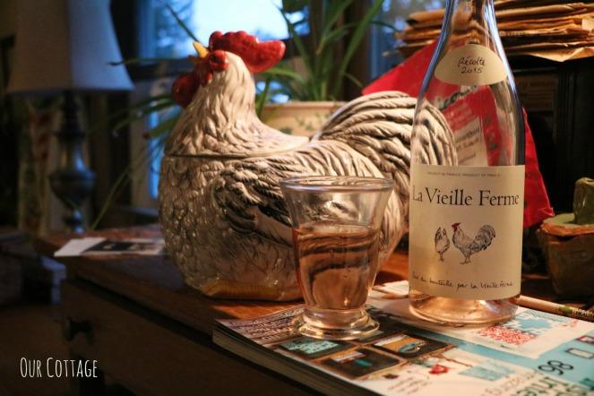 chicken-wine
