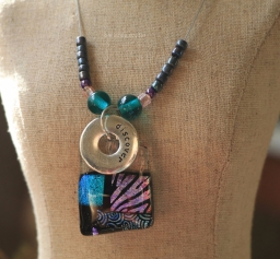 discover necklace