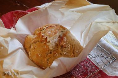 farmhouse crusty bread