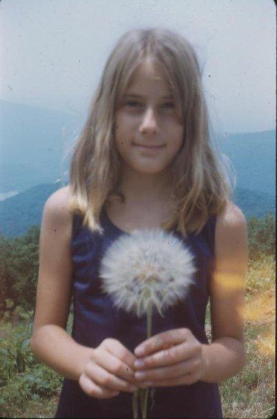 Kimberly Dawn oh so many years ago.