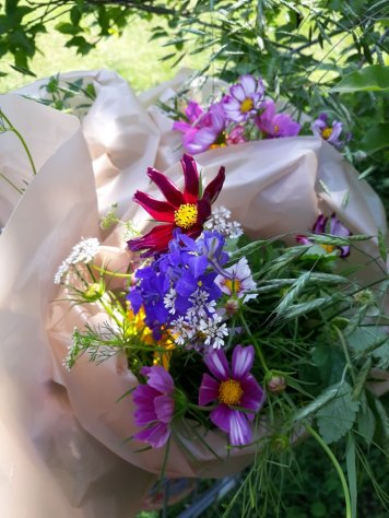 grab and go flowers